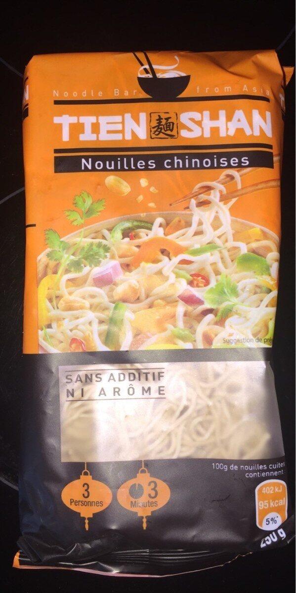 Nouilles chinoises - Produit - fr