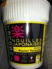 Nouilles japonaises saveur Poulet - Produit