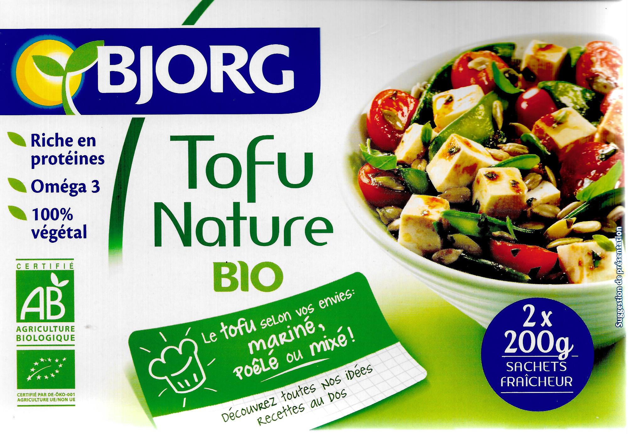 Tofu Nature Sachets fraîcheur - Prodotto