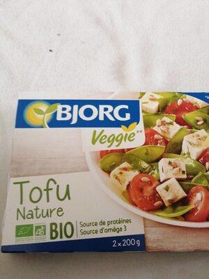 Tofu nature - Prodotto - en