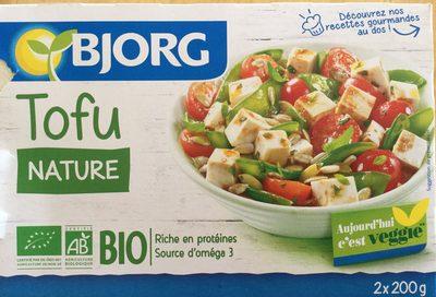 Tofu Nature Sachets fraîcheur - Product - fr