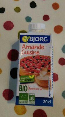 Amande cuisine - Prodotto - fr