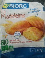 La madeleine Bio - Prodotto - fr