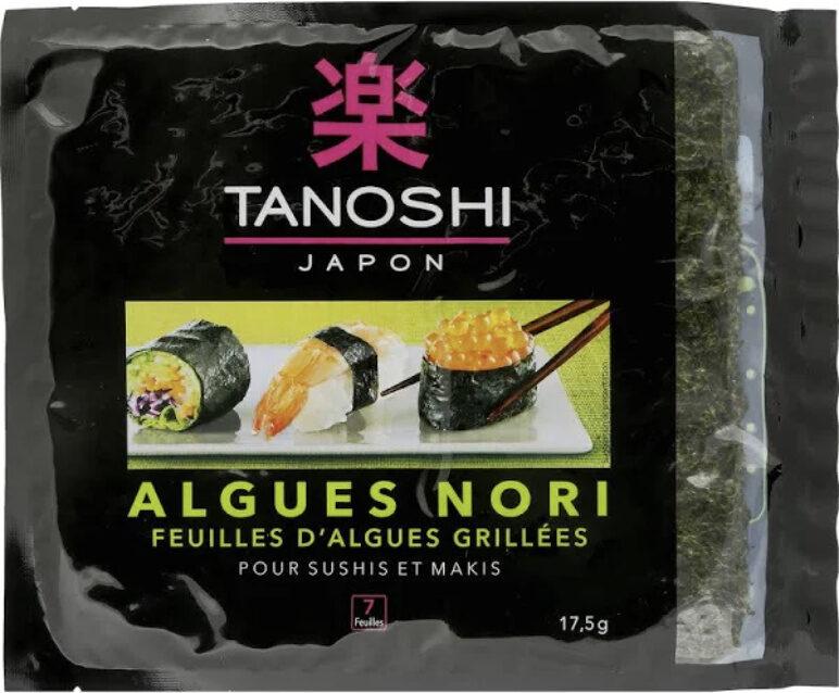 Algues Nori - Prodotto - fr