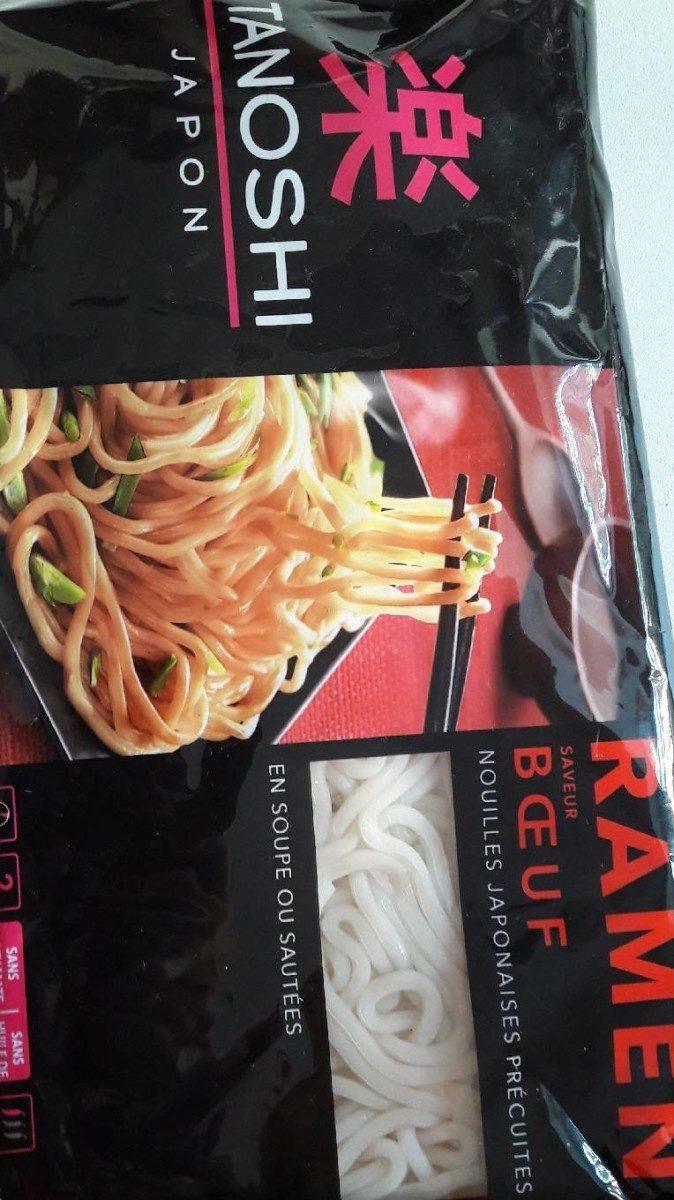 Ramen- Sauce Boeuf - Produit