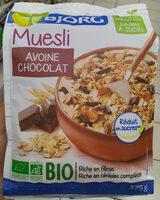 Muesli avoine chocolat - Product - fr