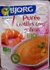 Purée Lentilles corail potiron Bio - 250 g - Bjorg - Product