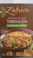 Préparation pour TABOULEH au BOULGOUR et PERSIL - Product