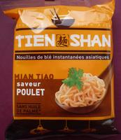 Mian Tiao saveur poulet - 85 g - Thien Shan - Product