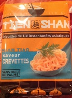 Mian Tiao saveur crevettes - 85 g - Thien Shan - Product
