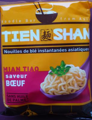 Mian Tiao saveur boeuf - 85 g - Tien Shan - Product - fr