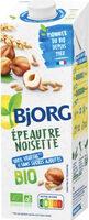 Boisson Epeautre Noisette - Produit - fr