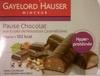 Pause chocolat aux éclats de noisettes caramélisées - Product