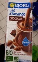 Lait d'amande chocolat - Produit - fr