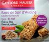 Barre de son d'avoine saveur amande Gayelord Hauser - Product