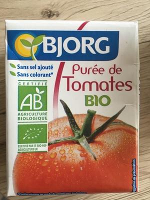 Coulis de Tomates bio - Produit