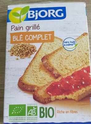 Pain grillé - Product - fr