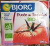Purée de tomates bio - Product