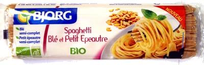 Spaghetti Blé et Petit Epeautre - نتاج - fr