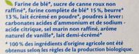 Le petit beurre - Ingredients - fr