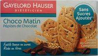 Choco Matin Pépites de Chocolat - Product