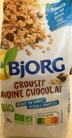 Crousti avoine chocolat - Produit - fr