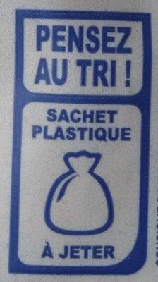 Crousti avoine chocolat - Instruction de recyclage et/ou informations d'emballage - fr