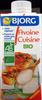 Avoine cuisine bio - Product