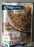 Boulgour, Quinoa et Sésame - Produit