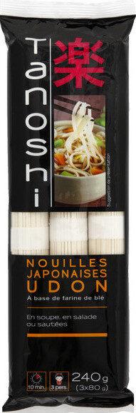 Nouilles udon à cuire - Product - fr