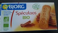 Spéculoos Bio - Product