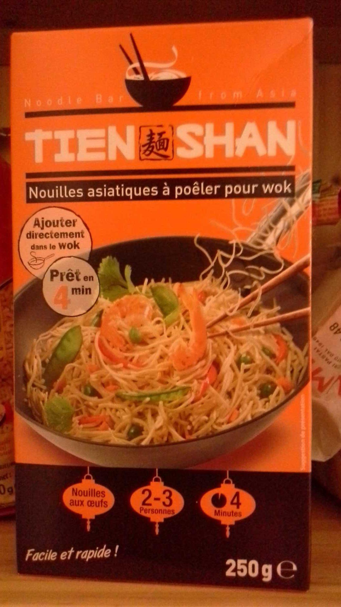 Nouilles asiatiques à poêler pour wok - Product - fr