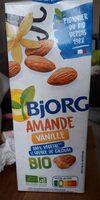 Lait d'amande vanille - Produit - fr