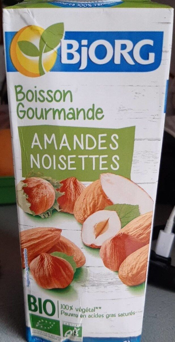 Boisson gourmande amande noisette - Produkt - fr