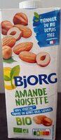 Boisson Amande Noisette - Produit - fr
