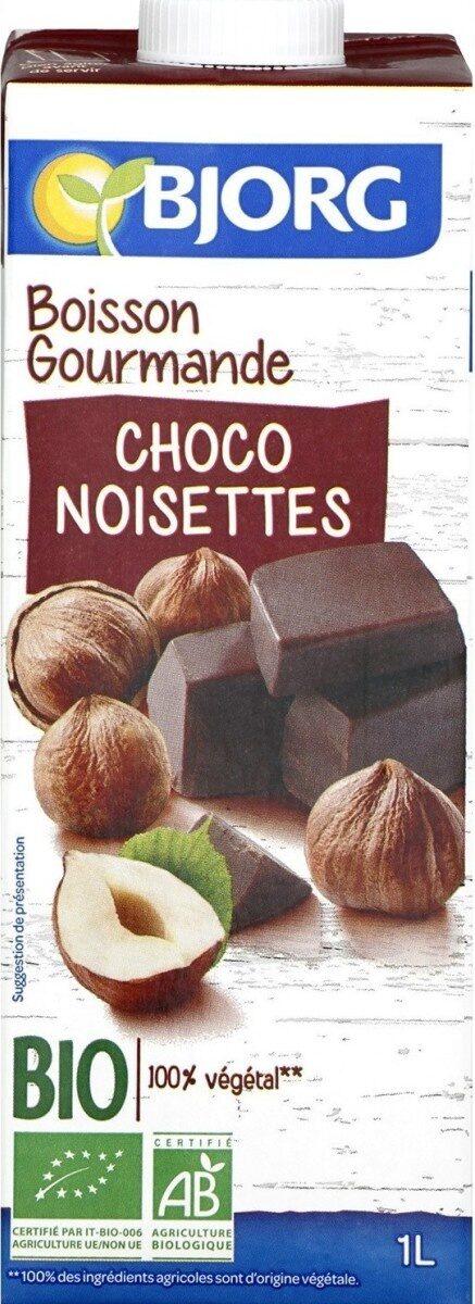 Boisson Gourmande Riz choco noisettes - Prodotto - fr