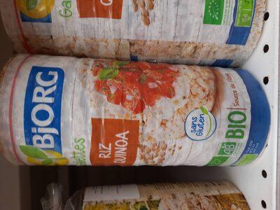 galette riz - Prodotto - en