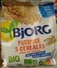 Porridge 3 céréales - Product