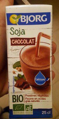 Boisson Soja Chocolat - Produit - fr