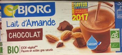 Lait d'Amande Chocolat - Product
