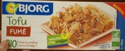 Tofu fumé - Product - fr