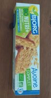 Biscuits avoine complet - Product - fr