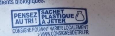 Muesli Fibres Son de Blé, Figues, Pruneaux - Instruction de recyclage et/ou informations d'emballage - fr