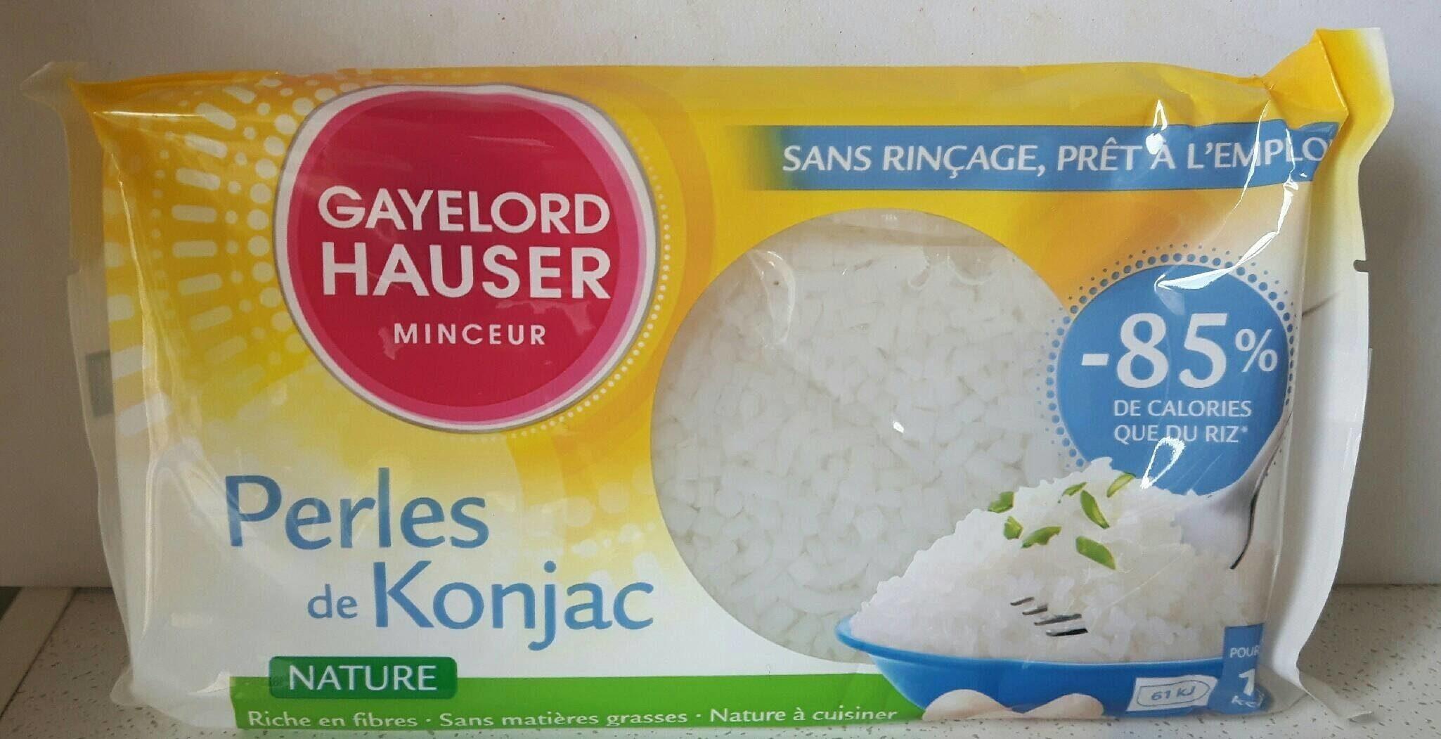 Perles de konjac - Produit - fr