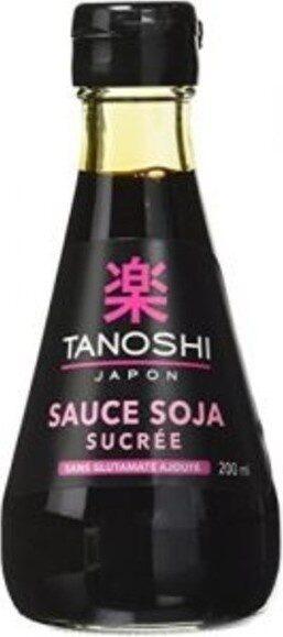 Sauce soja sucrée - Product - fr