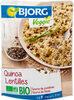 Quinoa Lentilles - Produit