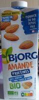 Lait d'amande Protéines - Produit - fr