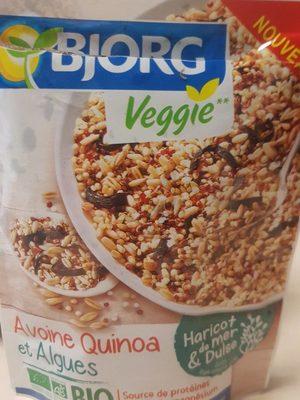 Avoine, Quinoa et Algues - Produit