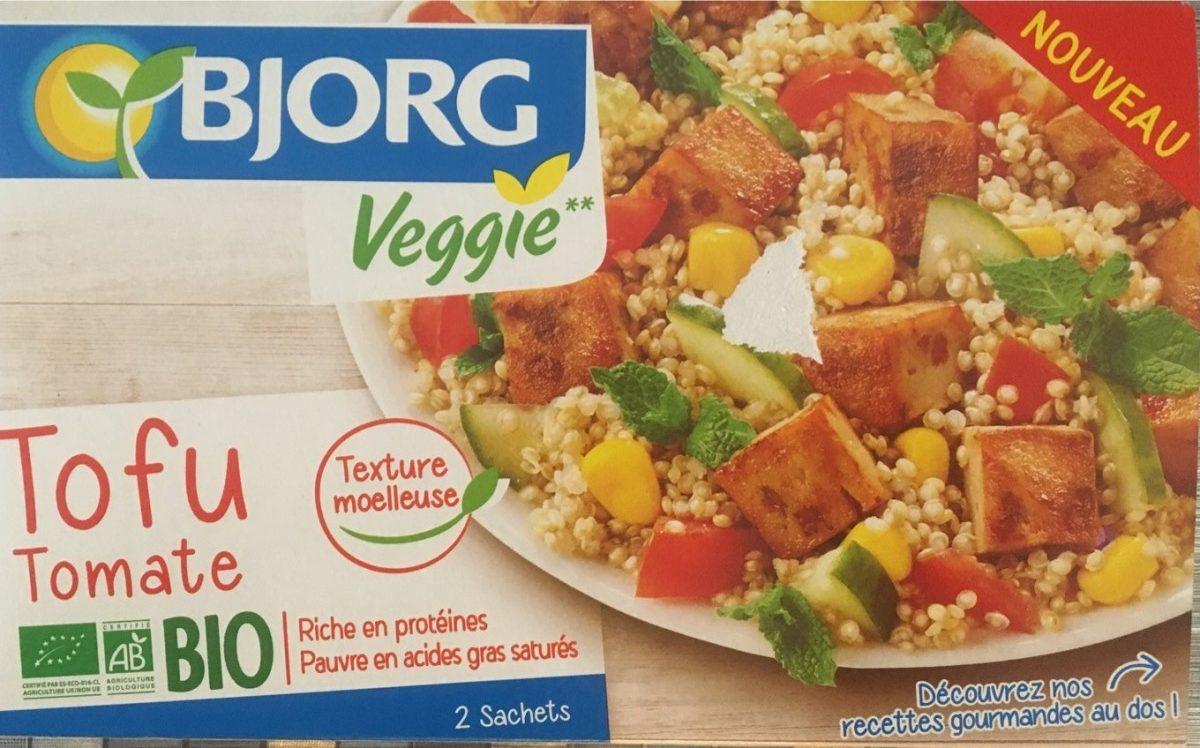 Tofu Tomate BIO - Product - fr