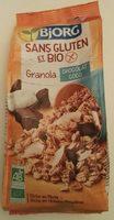 Granola chocolat coco - Prodotto - fr